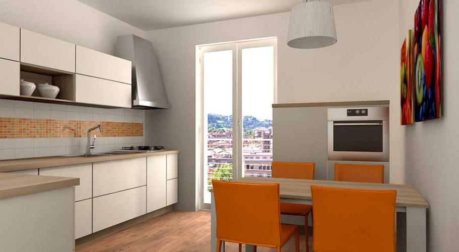 Come arredare una cucina piccola - Architetto On line | Come ...